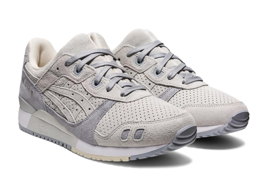 """The ASICS GEL-Lyte 3 """"Glacier Grey"""" Is Available Now"""