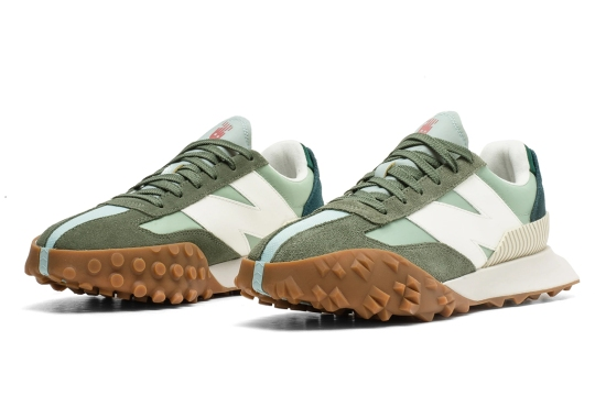"""""""Light Green"""" Is Up Next For The New Balance XC-72"""