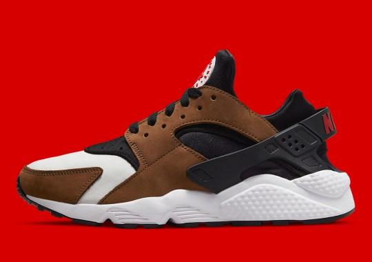 """Nike Air Huarache LE """"Bison"""" Coming Soon"""