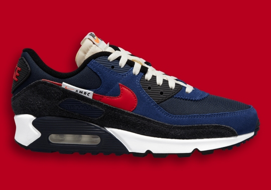 Nike Retro-Themed Air Max Running Club Extends To The Air Max 90