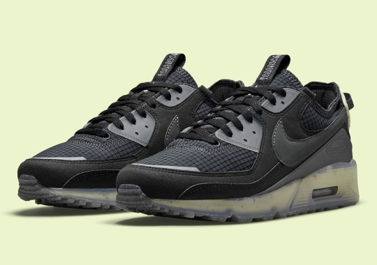 """Nike Air Max 90 Terrascape """"Lime Ice"""" Set For October 28th Arrival"""