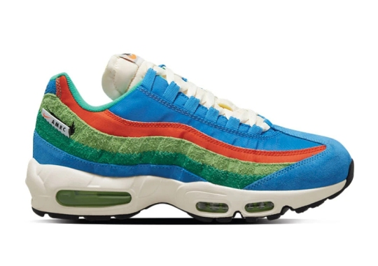 The Nike Air Max Running Club Collection Adds A 95 Into The Mix