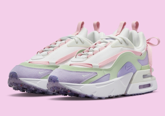 Easter Pastels Appear On The Women's Nike Air Max Furyosa