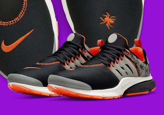 The Nike Air Presto Creeps Into The 2021 Halloween Collection