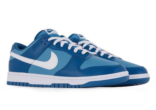 """A Nike Dunk Low """"Un-Argon"""" Emerges"""