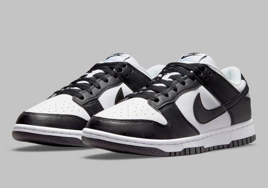 """Nike Brings Back The Coveted """"White/Black"""" Dunks In Sustainable Next Nature Form"""