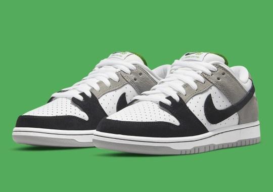 """Nike SB Dunk Low """"Chlorophyll"""" Set For A November Release"""