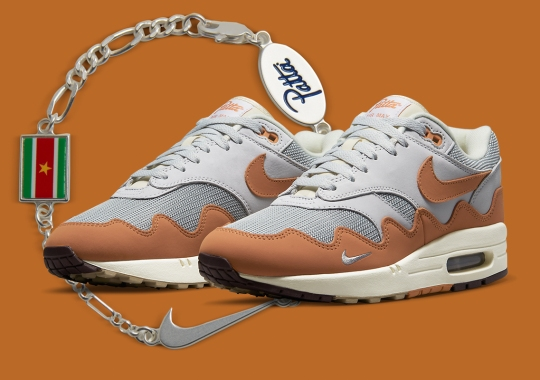 """Patta Unveils Nike Air Max 1 Collaboration With """"Waves Not Cycles"""" Video"""
