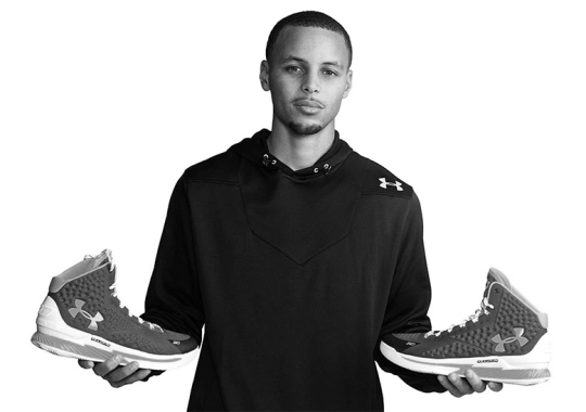 Steph Curry's Under Armour Curry One Retro To Drop In November