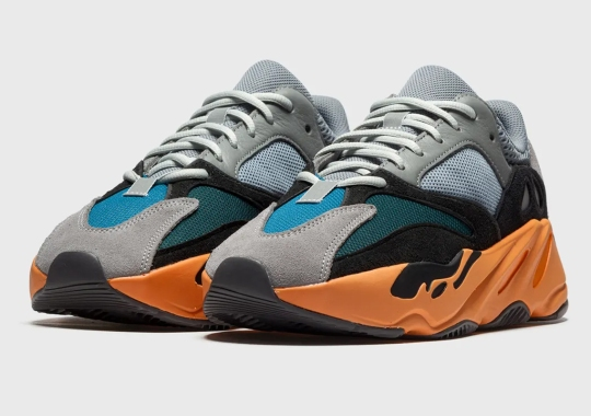 """Where To Buy The adidas Yeezy Boost 700 """"Wash Orange"""""""